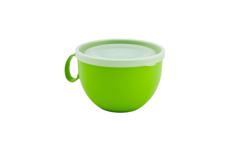 Чашка з кришкою