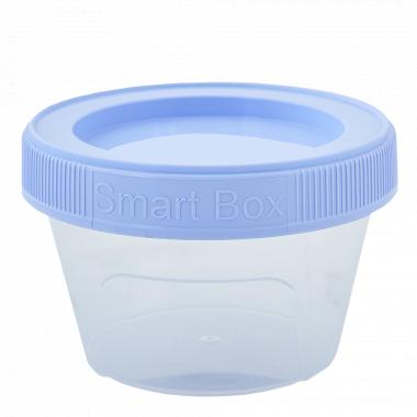 "Контейнер ""Smart Box"" круглий 0,06л. (_пр./бузк.)"