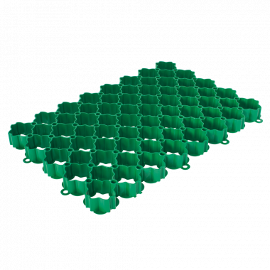 Газонна решітка (зелена)