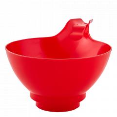 Воронка для банки (червона)