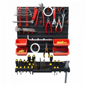 Набір для зберігання інструментів (_граніт/оранж.)