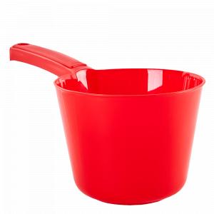 Ковшик з носиком 1л. (червоний)