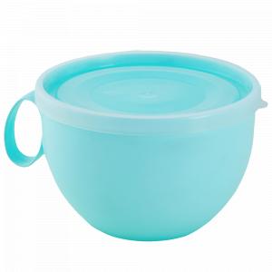 Чашка з кришкою 0,5л. (_салат./пр.)