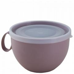 Чашка з кришкою 0,5л. (_фрезія/пр.)