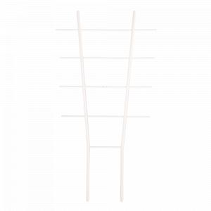 Драбинка для квітів L37см. (біла)
