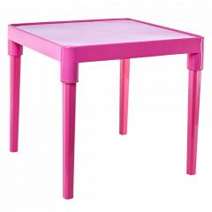 Стіл дитячий (рожевий)
