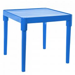 Стіл дитячий (блакитний)
