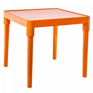 Стіл дитячий (світло-оранж.)