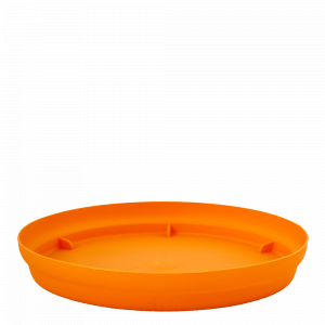 """Підставка під вазон """"Матільда"""" 12*11см. (світло-оранж.)"""