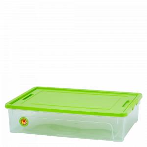 "Контейнер ""Smart Box""  0,4л. ""Practice"" (_пр./оливк./оливк.)"