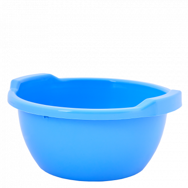Таз круглий 12л. (блакитний)