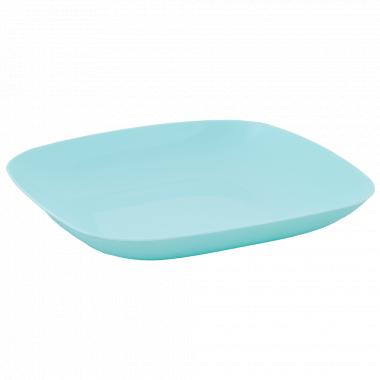 Тарілка 250*250*30мм. (салат.)