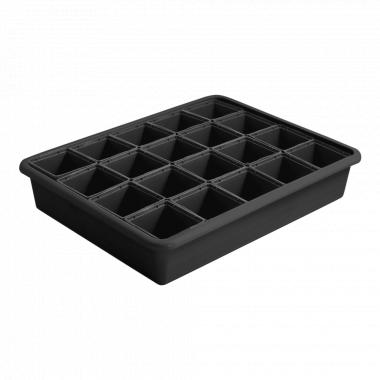 Комплект для розсади (чорний)