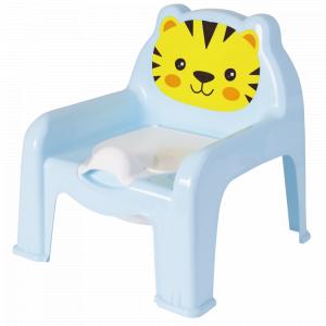 Горщик-стільчик (блакитний)