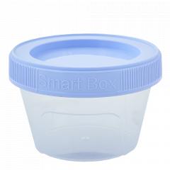"Контейнер ""Smart Box"" круглий 0,20л. (_пр./бузк.)"