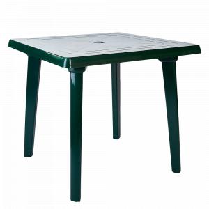 Стіл квадратний (зелений)