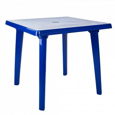 Стіл квадратний (т.синій)