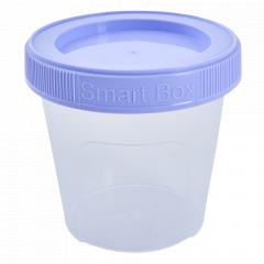 "Контейнер ""Smart Box"" круглий 0,5л. (_пр./бузк.)"