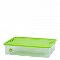 "Контейнер ""Smart Box""  3,8л. ""Practice"" (_пр./оливк./оливк.)"