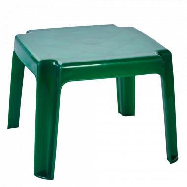Столик для шезлонга (зелений)
