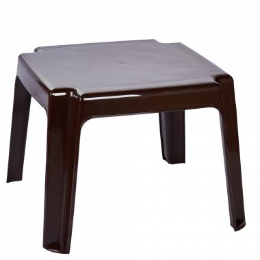 Столик для шезлонга (шоколад)