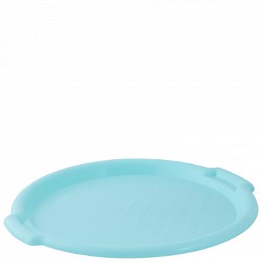 Таця кругла d388,5*24,5мм. (салат.)