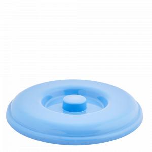 Кришка для відра  8л. (блакитна)