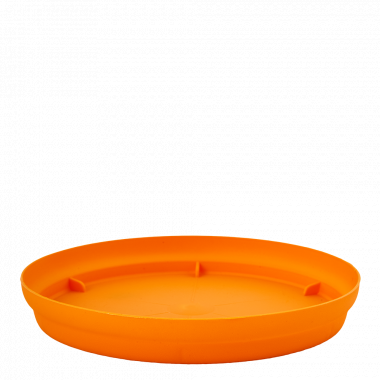 """Підставка під вазон """"Матільда"""" 16*15см. (світло-оранж.)"""
