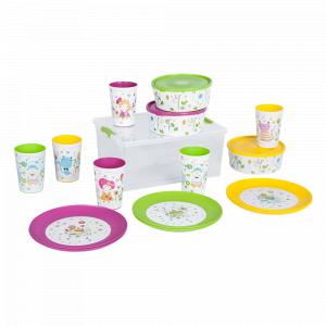 Набір посуду з декором на 6 персон (Magic)