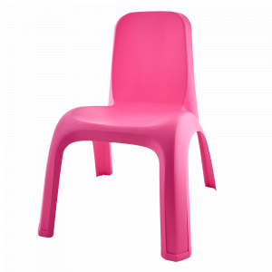 Стілець дитячий (рожевий)