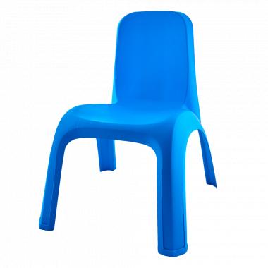 Стілець дитячий (блакитний)