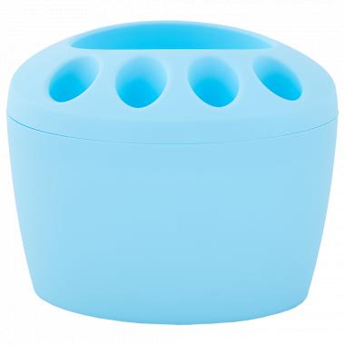 Підставка для зубних щіток (блакитний крижаний)