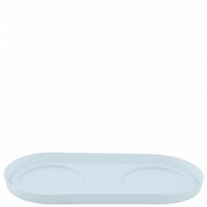 Підставка для 2 вазонів (біла)