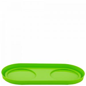 Підставка для 2 вазонів (оливк.)