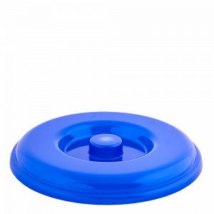 Кришка для відра 10л. (синя)