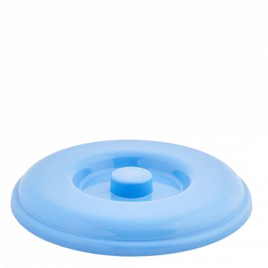 Кришка для відра 18л. (блакитна)